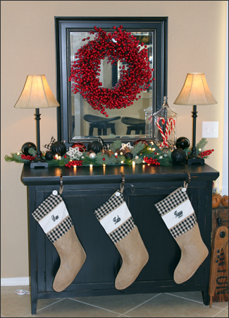 I Got The Stockings Last Year At Ballard Designs They Were Only 1599 Each And That Included Embroidery Dan Kath Higgy