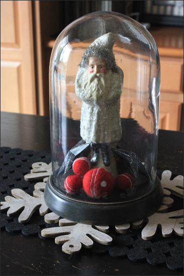 belsnickle Santa - Foodiddy