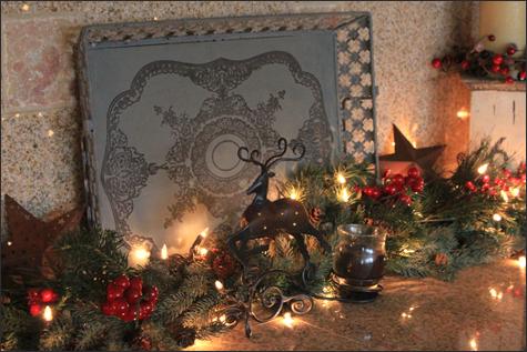 Christmas Tray
