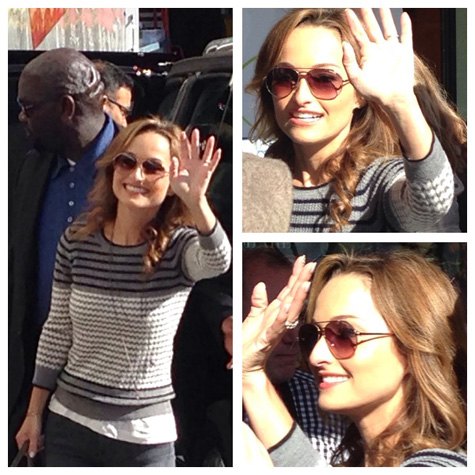 Giada Feel Good Food Book Tour