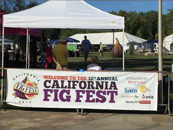 California Fig Fest 2015