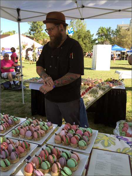California Fig Fest 2015 - The Vineyard