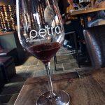 Petra wine glass