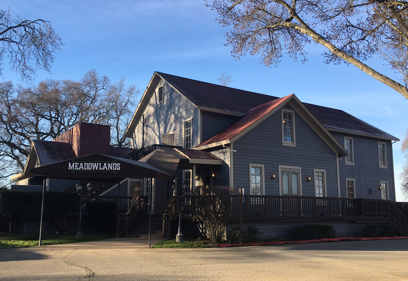 Meadowlands Restaurant - Sloughhouse, CA