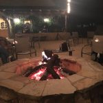Abundance Vineyards Fire Pit
