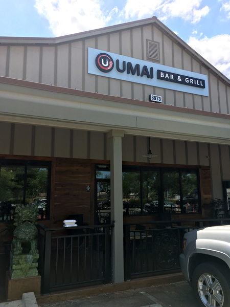 Umai Bar and Grill Elk Grove