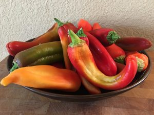 Sweet Peppers - Foodiddy