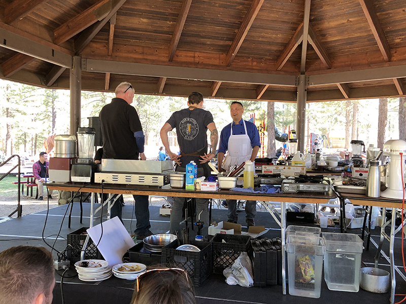 7th Annual Sierra Chef Challenge Contestants